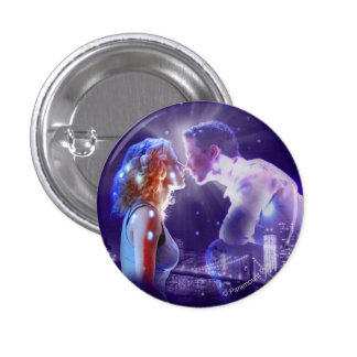 GHOST - The Musical Logo 3 Cm Round Badge