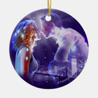 GHOST - The Musical Logo Christmas Ornament
