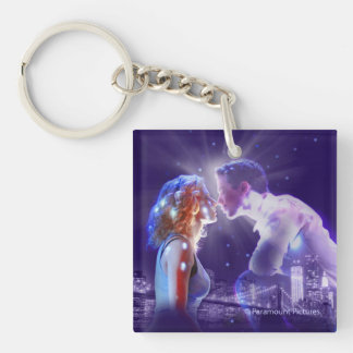 GHOST - The Musical Logo Double-Sided Square Acrylic Key Ring