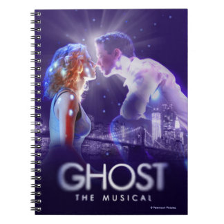GHOST - The Musical Logo Notebook
