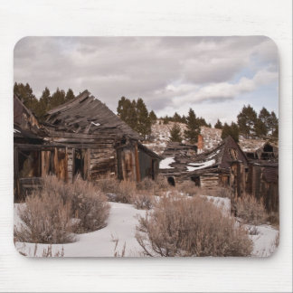 Ghost Town Mousepad