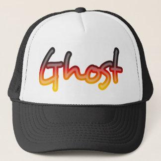 Ghost Trucker Hat