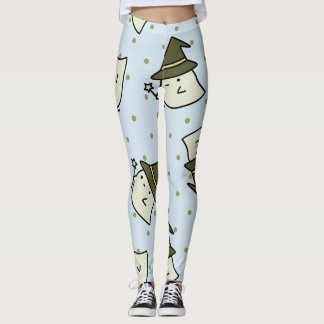 Ghost Witch ! Leggings