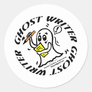 Ghost Writer - sticker