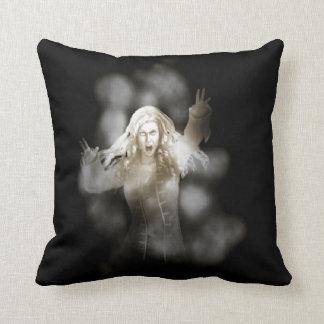 Ghostly Bride Cushion