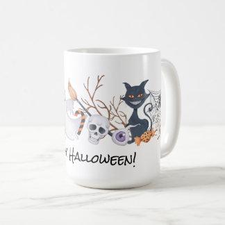 Ghostly Encounters Halloween Mug |