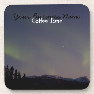 Ghostly Glow; Promotional Drink Coasters