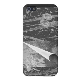 Ghostly Halloween Eyes iPhone 5/5S Cases