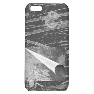 Ghostly Halloween Eyes iPhone 5C Case