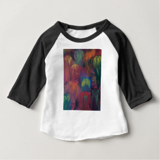 Ghostly Jellyfish Baby T-Shirt