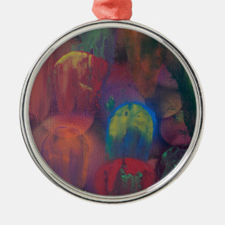 Ghostly Jellyfish Christmas Ornament