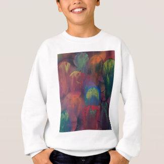 Ghostly Jellyfish Sweatshirt