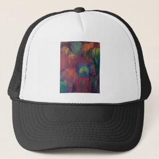 Ghostly Jellyfish Trucker Hat