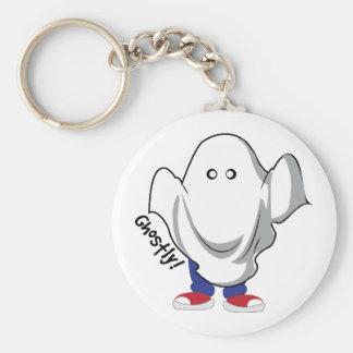Ghostly Keychains