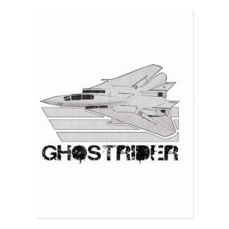 ghostrider postcard
