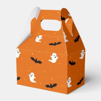 Ghosts & Bats Halloween Favor Box