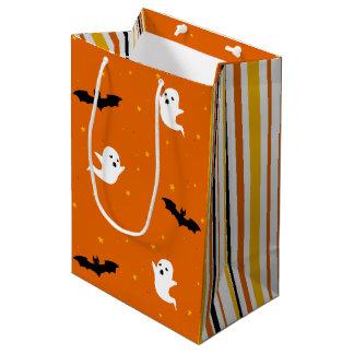 Ghosts & Bats Halloween Gift Bag