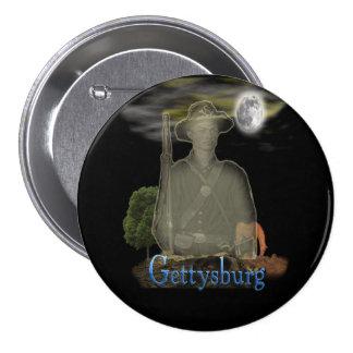 Ghosts designs 7.5 cm round badge