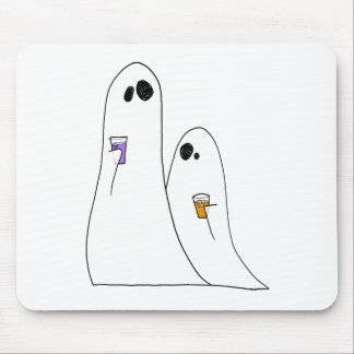 Ghosts Mouse Pads