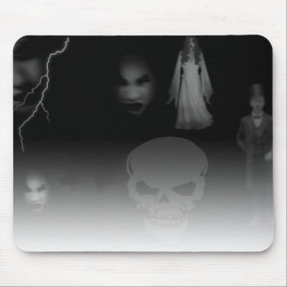 Ghost's mousepad
