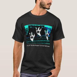 Ghosts of The Northeast Corridor Railroads T-Shirt