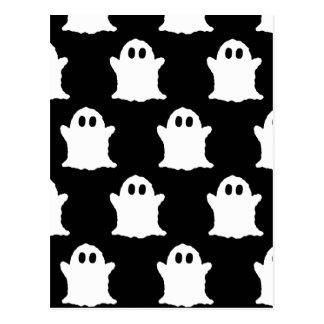 Ghosts Postcard