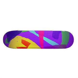 Ghosts Skateboard