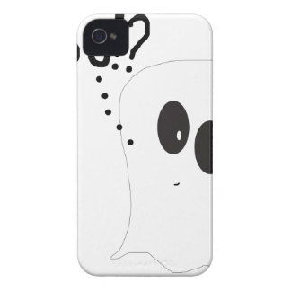 Ghosty - Boo iPhone 4 Case