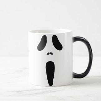 Ghoul Face Morphing Mug