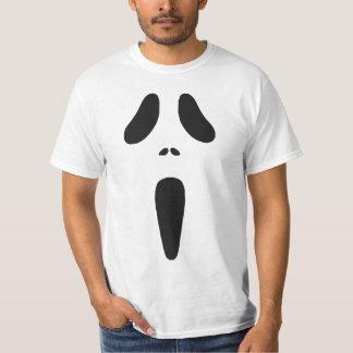 ghoul face tee shirt
