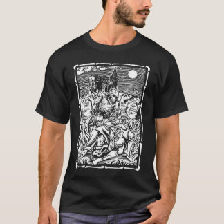 Ghoul Feeding - Black T-Shirt
