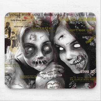 ghoul friends mouse mat