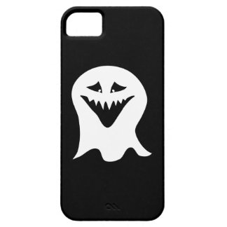 Ghoul Ghost. Black and White. Case For The iPhone 5