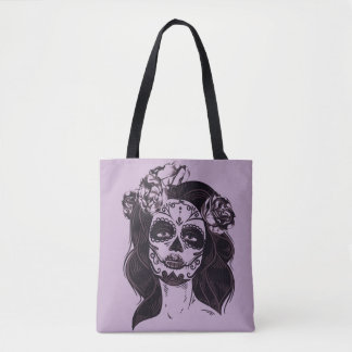 Ghoul Girl Tote Bag