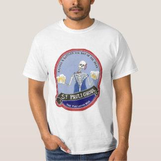 Ghoul Halloween Beer Basic T-Shirt