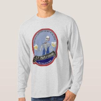 Ghoul Halloween Beer Nano Long Sleeve T-Shirt