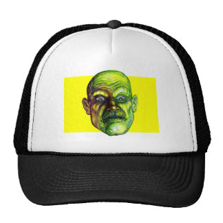 GHOUL MESH HATS