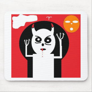 GHOUL MOUSE PAD