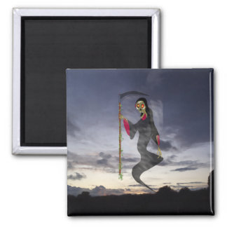 , ghoul square magnet