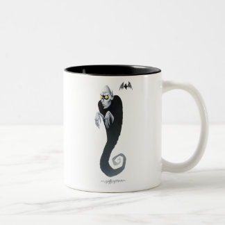 Ghoul Two-Tone Mug Coffee Mug