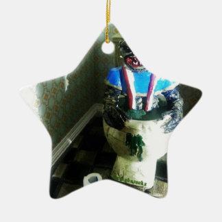 Ghoulies Retro 80's Movie Christmas Ornament