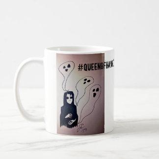 Ghouls and ghosts coffee mug