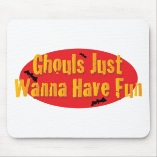 Ghouls.Fun Pod Mouse Pad