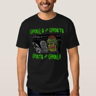 GHOULS & GHOSTS BOOO HALLOWEEN SHIRTS TEES