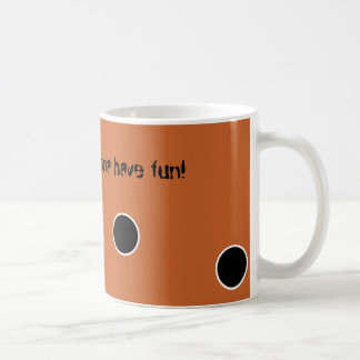 Ghouls just wanna have fun Halloween Mug - Spots