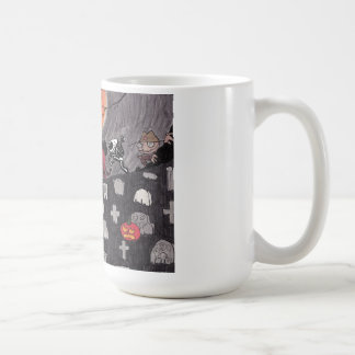 Ghouls Night Out Coffee Mug