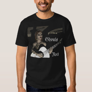 Ghouls Rock T Shirt