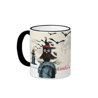 Ghouls Want to Have Fun Ringer Mug