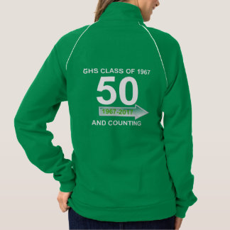GHS Class Of 1967 50-Year Reunion Jacket
