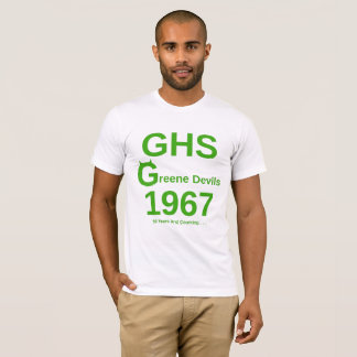GHS Class Of 1967 50-Year Reunion T-Shirt